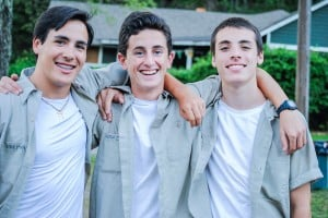3 JC boys