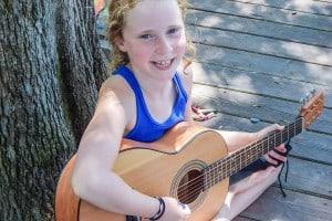 m guitar girl