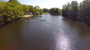 1 lake drone