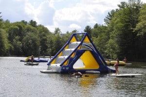 lake slide a