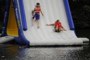 lake slide boys
