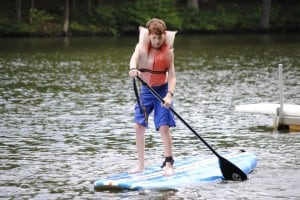 paddle b