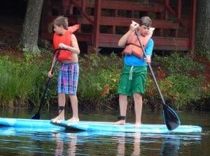 paddle boys