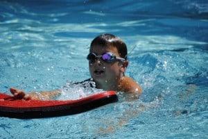 pool kick b